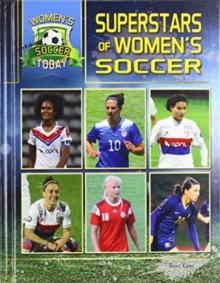 Image for Superstars of women's soccer