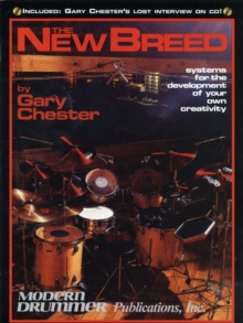 Image for Gary Chester : The New Breed (Book/Online Audio)