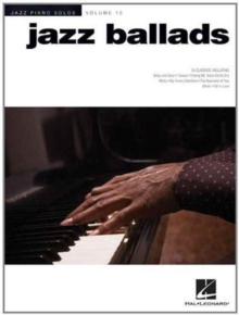 Image for Jazz ballads