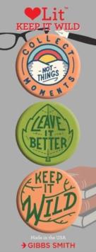 Image for Keep it Wild 3 Badge Set