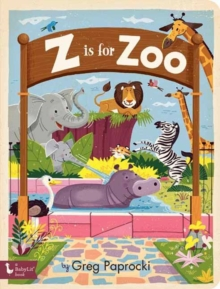 Image for Z Is for Zoo