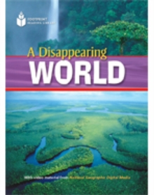 A Disappearing World (Footprint Reading Library)