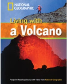 Image for Living With a Volcano + Book with Multi-ROM : Footprint Reading Library 1300