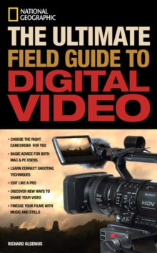 Image for The ultimate field guide to digital video