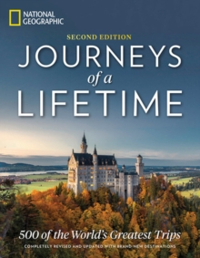 Image for Journeys of a lifetime  : 500 of the world's greatest trips