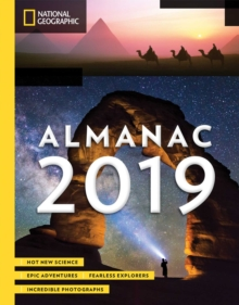 Image for Almanac 2019  : hot new science, incredible photographs, maps, facts, infographics & more
