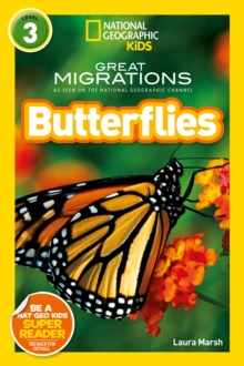 National Geographic Kids Readers: Butterflies