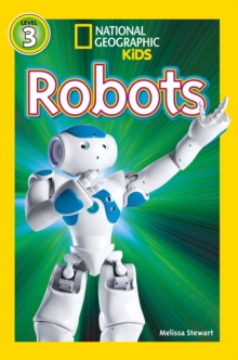 National Geographic Kids Readers: Robots