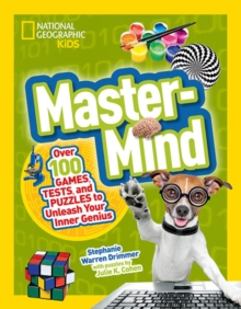 Image for Mastermind  : over 100 games, tests, and puzzles to unleash your inner genius