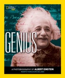 Image for Genius : A Photobiography of Albert Einstein