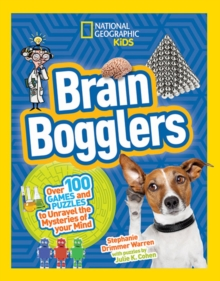 Image for Brain Bogglers : Over 100 Games and Puzzles to Reveal the Mysteries of Your Mind
