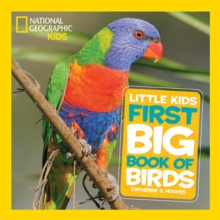 Image for Little Kids First Big Book of Birds