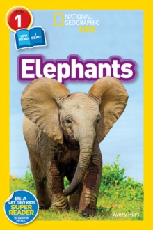 Image for National Geographic Kids Readers: Elephants