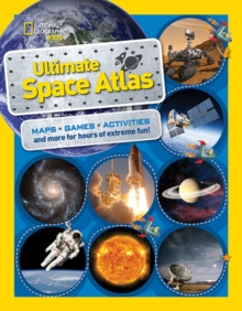 Image for Ultimate space atlas