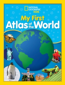 Image for My first atlas of the world
