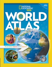 Image for National Geographic kids world atlas