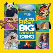 Image for Little kids first big book of science