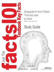 Image for Studyguide for How Children Think and Learn by Wood, ISBN 9780631200079