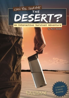 Image for Can You Survive the Desert?
