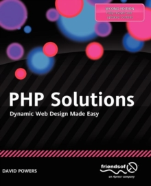 Image for PHP Solutions : Dynamic Web Design Made Easy