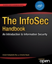 Image for The InfoSec Handbook : An Introduction to Information Security