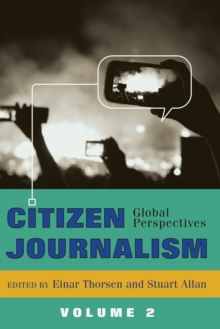 Image for Citizen Journalism : Global Perspectives- Volume 2