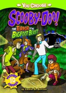 Image for The terror of the bigfoot beast