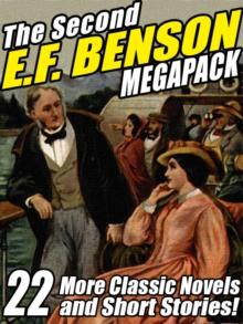 Image for Second E.F. Benson Megapack: 22 More Novels and Short Stories