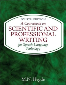 A Coursebook on Scientific and Professional Writing (Applied English)