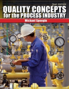 Image for Quality Concepts for the Process Industry
