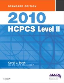 2010 HCPCS Level II Standard Edition, 1e (Saunders HCPCS Level II)