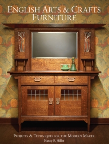 Image for English arts & crafts furniture  : projects & techniques for the modern maker