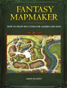 Image for Fantasy Mapmaker : How to Draw RPG Cities for Gamers and Fans