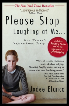 Image for Please stop laughing at me  : one woman's inspirational story