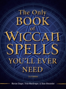 Image for The only book of Wiccan spells you'll ever need