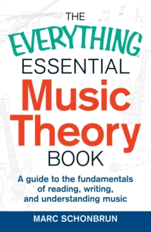 Image for The everything essential music theory book