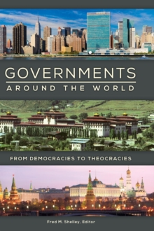 Image for Governments around the world  : from democracies to theocracies