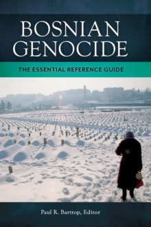 Image for Bosnian genocide  : the essential reference guide