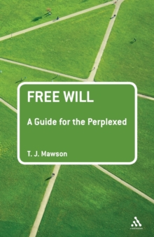 Image for Free will  : a guide for the perplexed