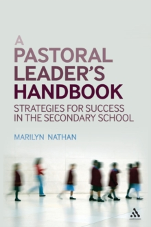 Image for A pastoral leader's handbook  : strategies for success in the secondary school