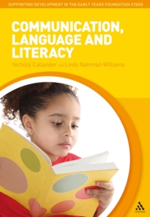 Image for Communication, language and literacy