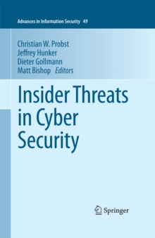 Image for Insider threats in cyber security