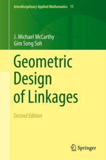Image for Geometric Design of Linkages