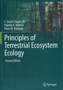 Image for Principles of terrestrial ecosystem ecology