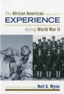 Image for The African American experience during World War II