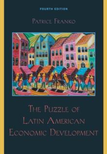 Image for The puzzle of Latin American economic development