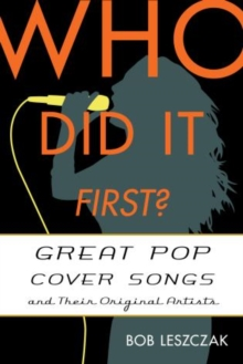 Image for Great pop cover songs and their original artists