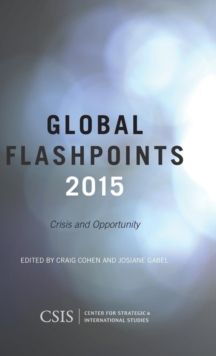 Image for Global flashpoints 2015  : crisis and opportunity