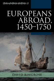 Image for Europeans abroad, 1450-1750