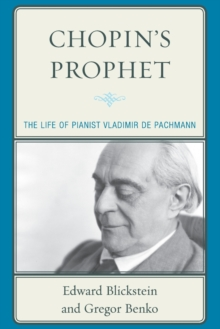Image for Chopin's profit  : the life of pianist Vladimir de Pachmann